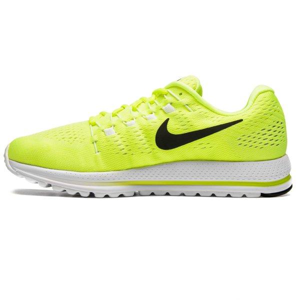 Nike 12 Vomero De Running Chaussures Air Jaune Zoom Fluonoir TK1cFlJ3