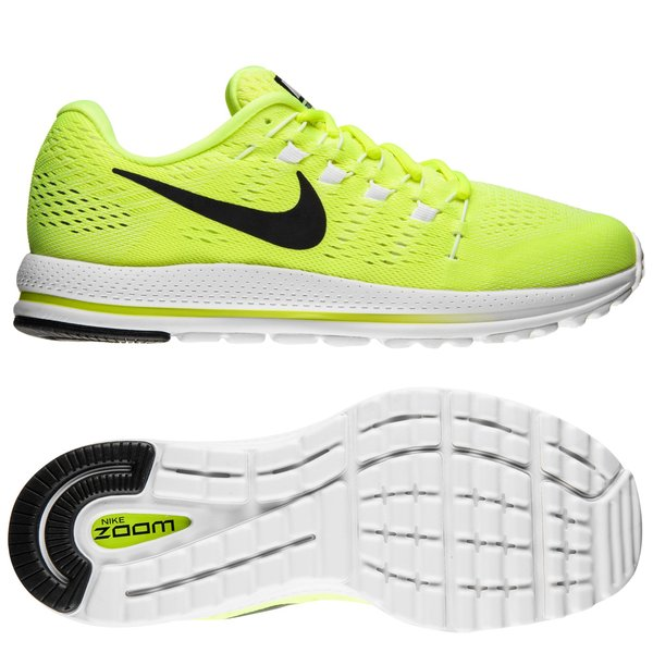 buy popular 7037d 7d112 Nike Chaussures de Running Air Zoom Vomero 12 - Jaune Fluo Noir Blanc 0