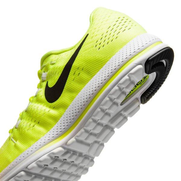 Nike Løbesko Air Zoom Vomero 12 NeonSortHvid