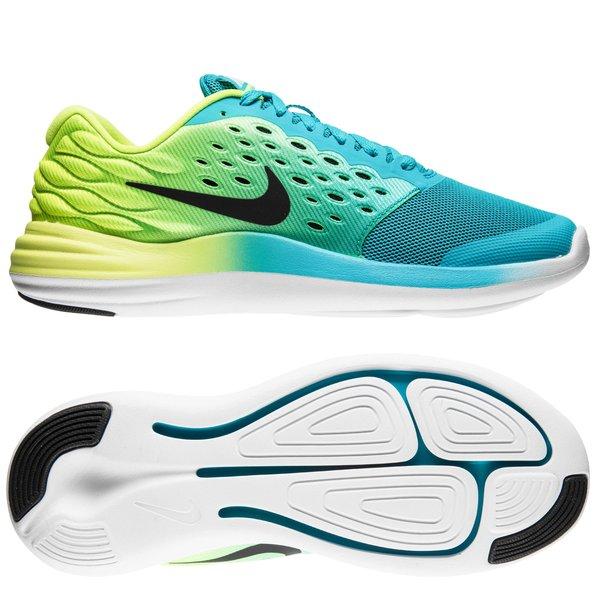 buy popular ef6fe 3f6ae Nike Lunarstelos - Chlorine Blue Black Volt White Kids    www.unisportstore.com