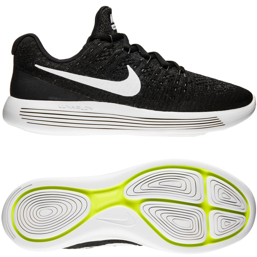 separation shoes 5412f c6ec2 nike löparskor lunarepic low flyknit 2 - svart vit grå barn - löparskor ...