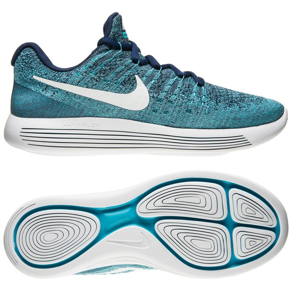 pretty nice a5e7d cea58 Nike Running Shoe LunarEpic Low Flyknit 2 - Binary Blue ...