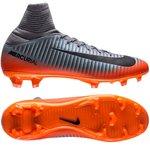 Nike Mercurial Superfly V CR7 Chapter 4 FG - Grau/Orange Kinder