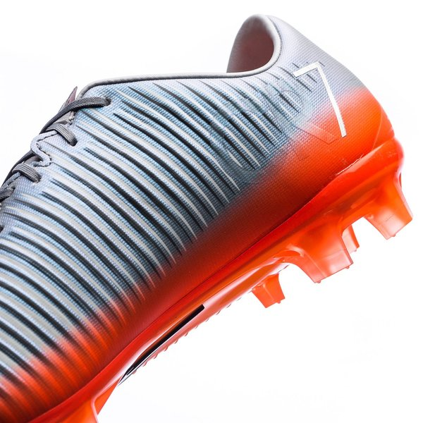 Cool Veloce Mercurial 4 CR7 III FG Nike Chapter GreyOrange tdhCQsrx