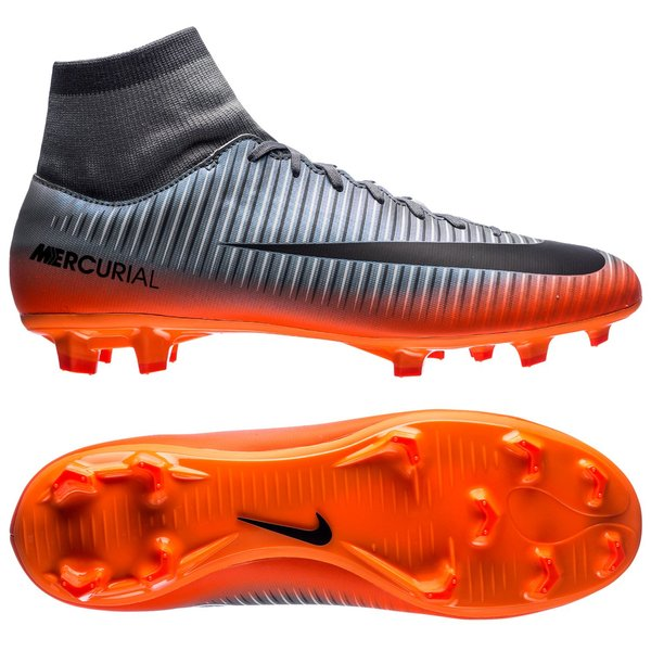 pretty nice 6d78f 4963a Nike Mercurial Victory VI DF CR7 Chapter 4 FG - Cool Grey ...