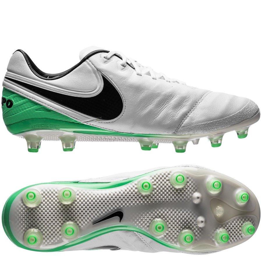 Nike Tiempo Legend 6 AG-PRO Motion Blur - White Black Electro Green ... 00c0e215e078