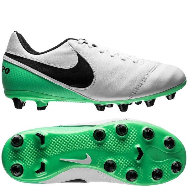 best cheap f1ad4 343b1 Nike Tiempo Legend 6 AG-PRO Motion Blur - White/Black ...