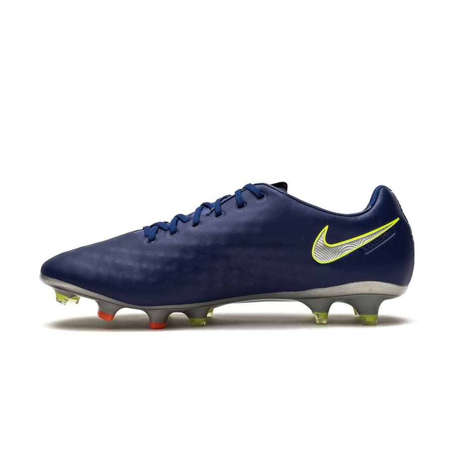 half off a9be2 de1f8 nike magista opus ii fg time to shine - deep royal bluechrometotal