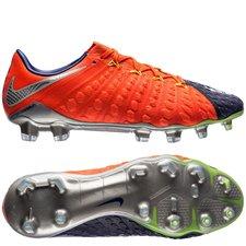 Nike Hypervenom Phantom 3 Time To Shine Navy/Chrome/Orange