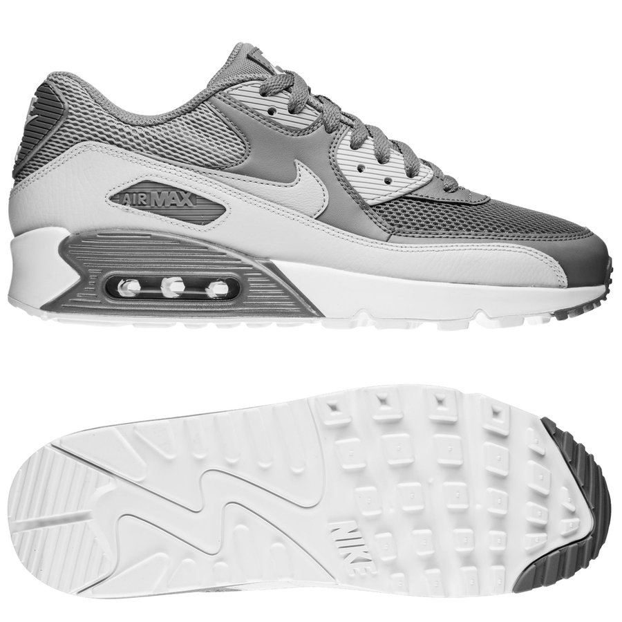 90 Cool Outdoor Halloween Decorating Ideas: Nike Air Max 90 Essential - Cool Grey/White