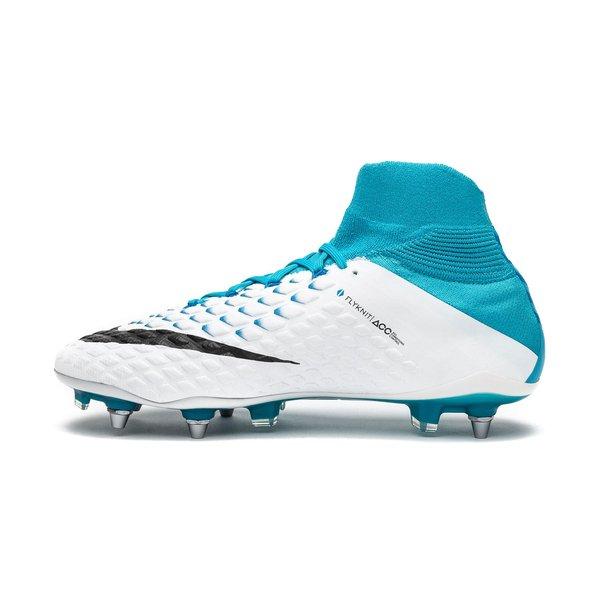 buy popular 65e45 533e2 Nike Hypervenom Phantom 3 DF SG-PRO Motion Blur - White ...