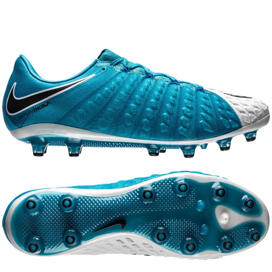 ee5b03227 ... artificial grass white metallic cool 50426 0fad1  usa nike hypervenom  phantom 3 ag pro motion blur white black photo blue c696c 9b2a1