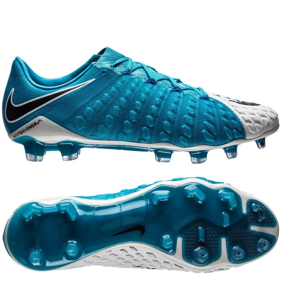 nike hypervenom phantom 3 fg motion blur - whiteblackphoto blue - football