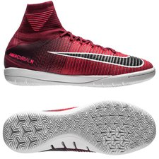 Nike Mercurialx Proximo Ii Df Ic Motion Blur Team Red Black Racer Pink