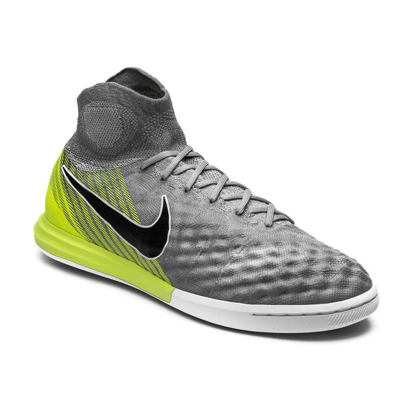 sale retailer ea0f1 ed0af ... nike magistax proximo ii df ic motion blur - wolf grey black - indoor  shoes ...