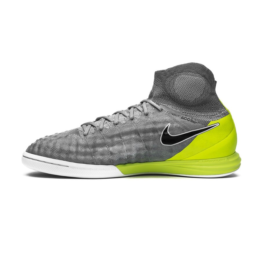 low priced 3c9d4 a745d nike magistax proximo ii df ic motion blur - wolf grey black - indoor shoes