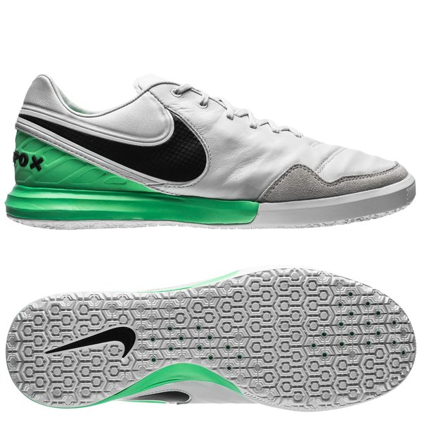 02f220908976 140.00 EUR. Price is incl. 19% VAT. -60%. Nike TiempoX Proximo IC Motion  Blur - Pure Platinum/Electro Green