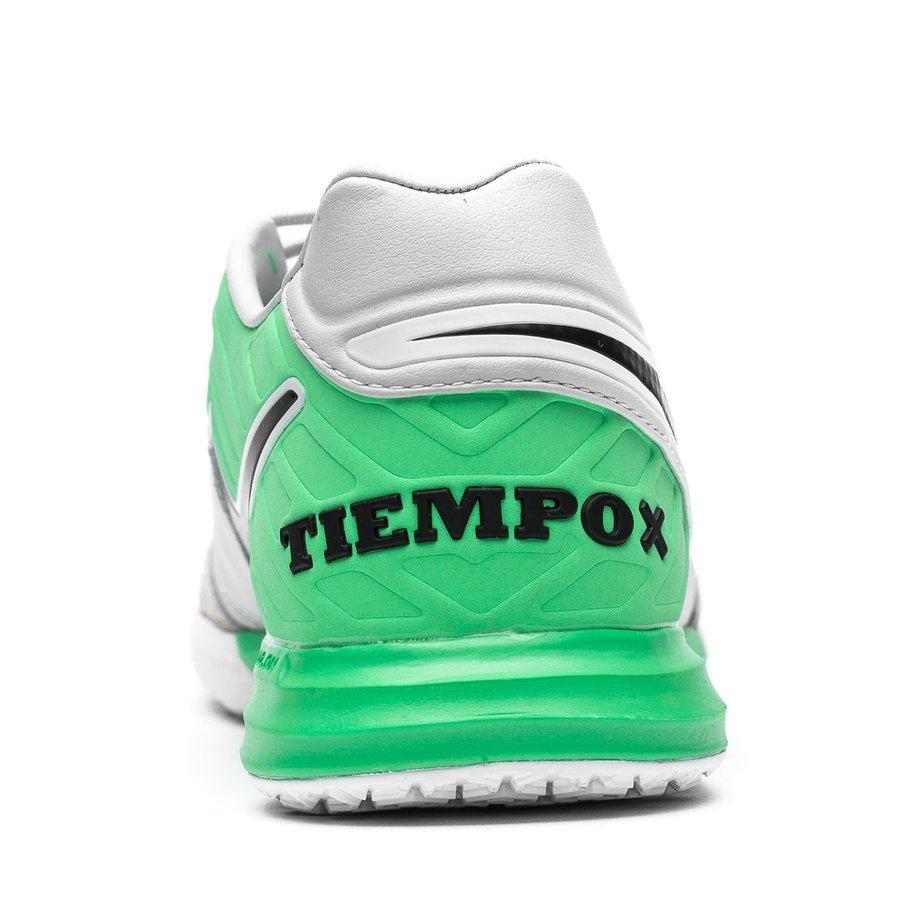 e3883519de5c Nike TiempoX Proximo IC Motion Blur - Pure Platinum Electro Green ...