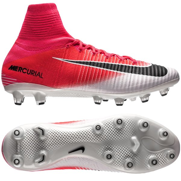 best website 7a6ee bc9e1 300.00 EUR. Price is incl. 19% VAT. -50%. Nike Mercurial Superfly V AG-PRO  Motion Blur - Racer Pink/Black/White