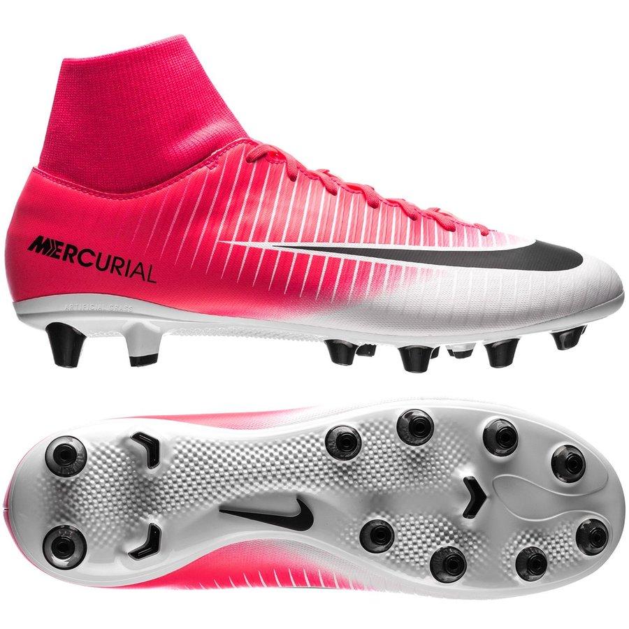 best sneakers e9970 8921b ... shop nike mercurial victory vi df ag pro motion blur pink schwarz weiß  1b2d1 ca857