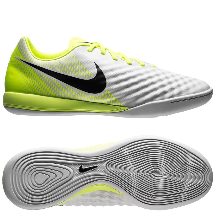 05f4fa973cb1 nike magistax onda ii ic motion blur - white volt pure platinum - indoor ...
