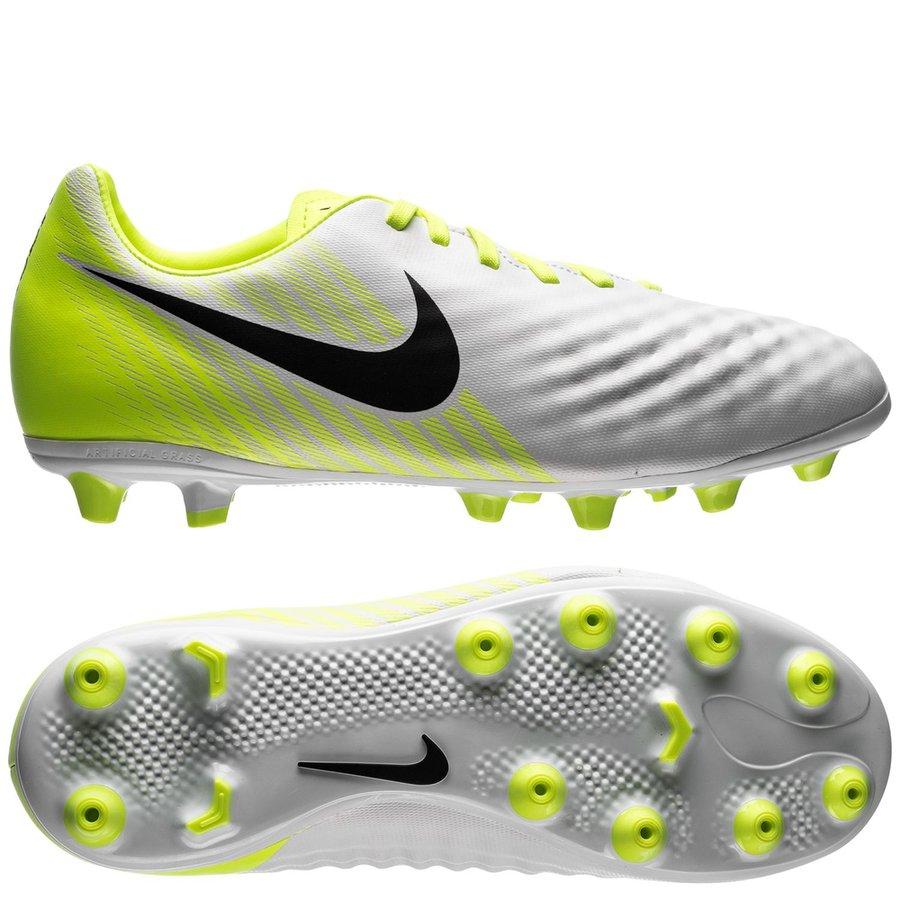 ced3c31c043e Nike Magista Opus II AG-PRO Motion Blur - White Volt Pure Platinum ...