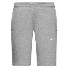 Image of   Nike Shorts Club Swoosh - Grå/Hvid