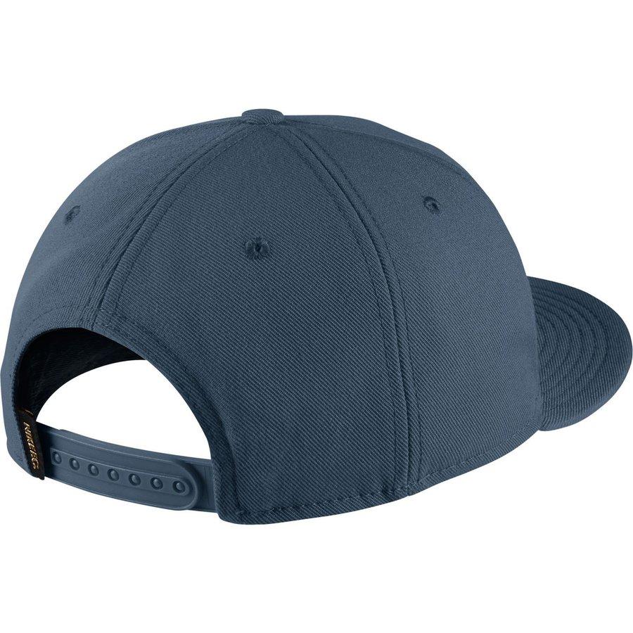 nike f.c. cap snapback true - squadron blue black metallic gold - caps ff93e337ab6e