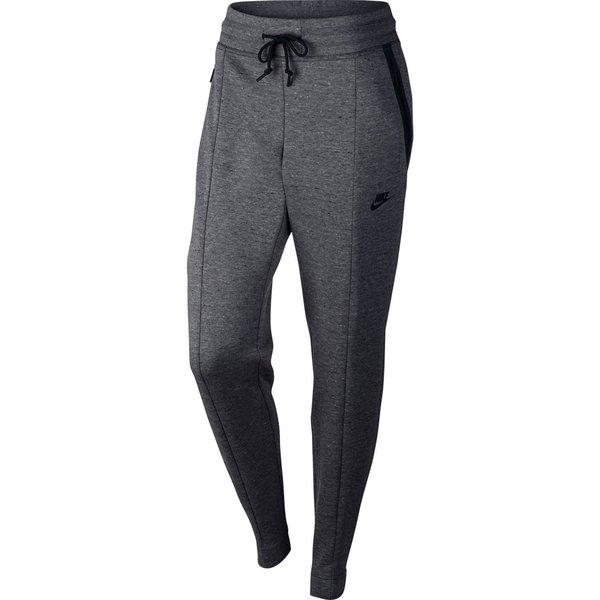 Nike Jogging Tech Fleece - Gris/Noir Femme