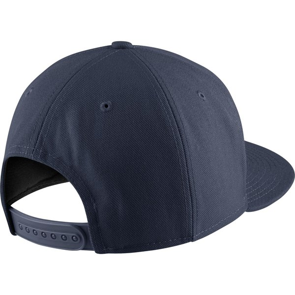 nike air cap true snapback classic navy wei www. Black Bedroom Furniture Sets. Home Design Ideas