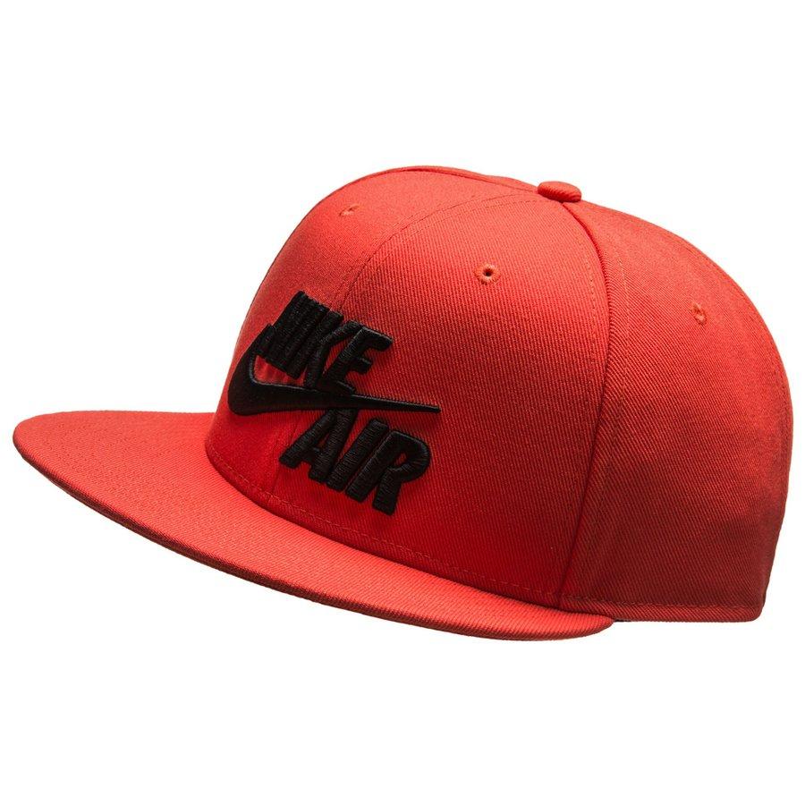 nike air cap true snapback classic - track red black - caps ... 82c06d07dbc