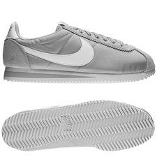 nike classic cortez nylon - grå/hvid - sneakers