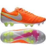 Nike Tiempo Legend 6 FG Motion Blur - Oranje/Wit/Neon Vrouw