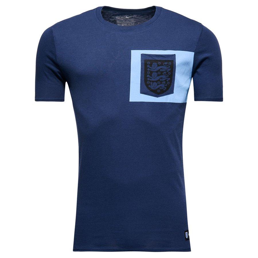 angleterre t shirt crest bleu marine. Black Bedroom Furniture Sets. Home Design Ideas