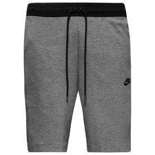 Image of   Nike NSW Tech Fleece Shorts - Grå/Sort
