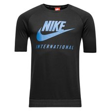 nike international t-shirt crew - sort - t-shirts