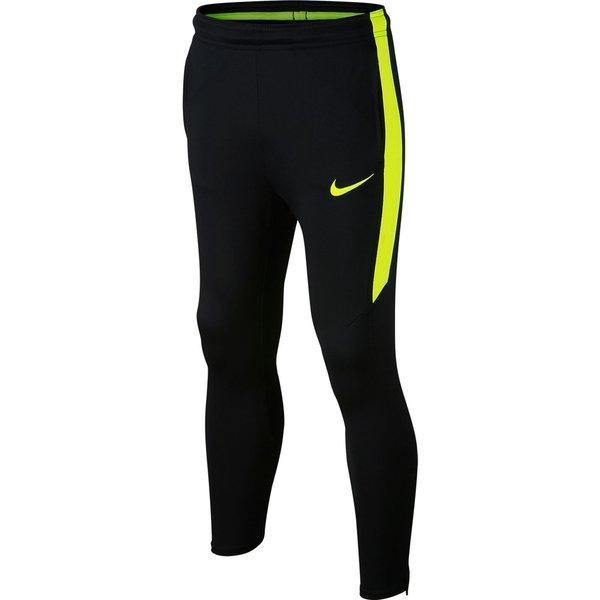 dde759c2d453d Nike Bas de Survêtement Dry Squad - Noir/Jaune Fluo Enfant | www ...