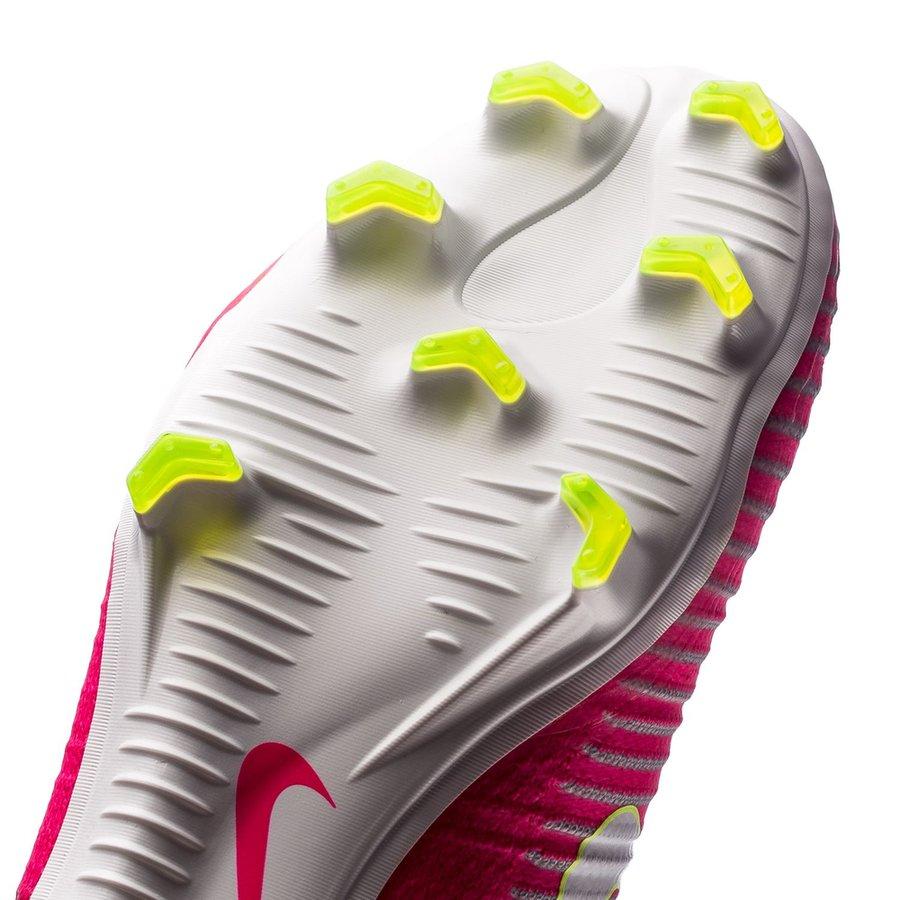 Nike Mercurial Superfly V FG Motion Blur - Pink/Grau Damen   www ...
