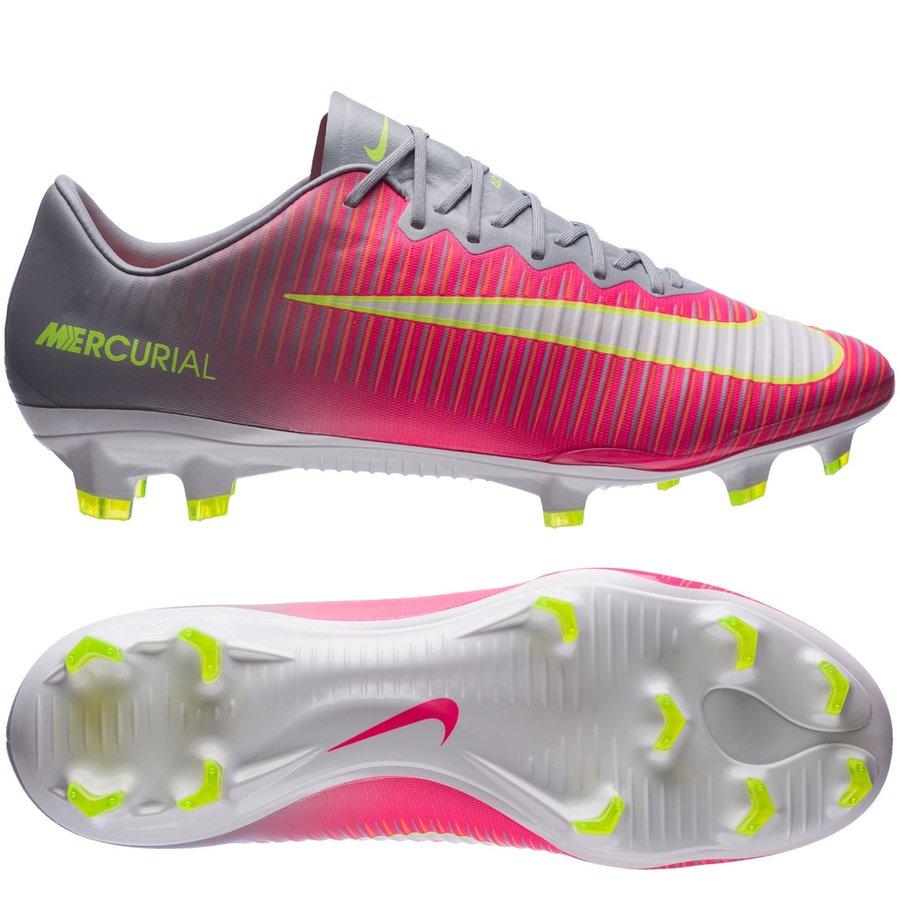 fa6317146754 ... nike mercurial vapor xi fg motion blur hyper pink wolf grey women  football
