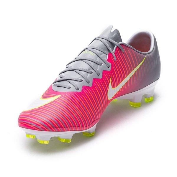 301c344e4ed Nike Mercurial Vapor XI FG Motion Blur - Hyper Pink Wolf Grey Woman ...