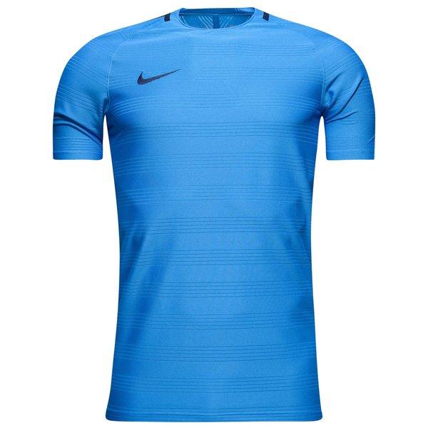 Nike Training T Shirt Dry Squad Photo Blue Www