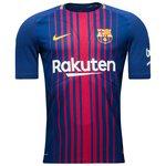 Barcelona Hjemmebanetrøje 2017/18 Vapor