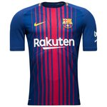 FC Barcelone Maillot Domicile 2017/18 Vapor