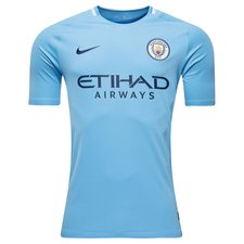 manchester city home shirt 2017/18 vapor - football shirts
