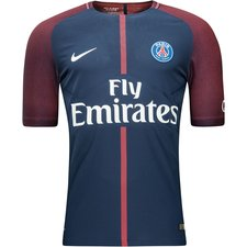 paris saint germain home shirt 2017/18 vapor - football shirts
