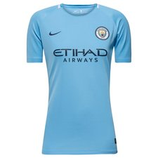 Manchester City Thuisshirt 2017/18 Vrouw