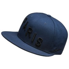 Image of   Paris Saint-Germain Kasket Snapback True - Navy/Sort