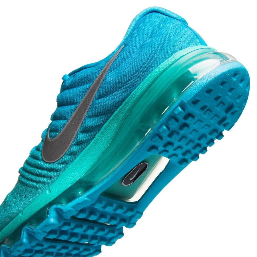 Nike Air Max 2017 BlauWeißTürkis Kinder