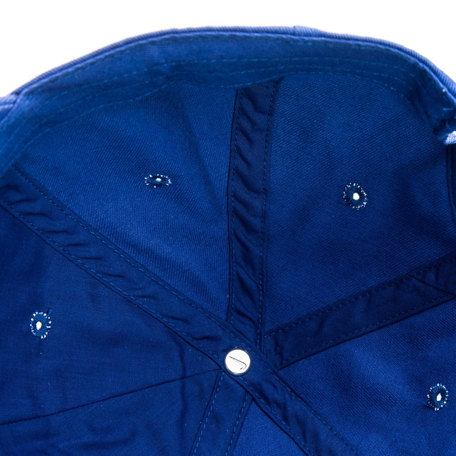 the best attitude b981d eed95 barcelona cap h86 - deep royal blue noble red - caps