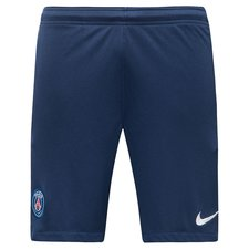paris saint germain training shorts dry squad - midnight navy/red - training shorts